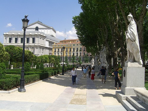 Площадь Орьенте