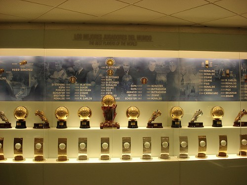 Музей клуба «Реал Мадрид»