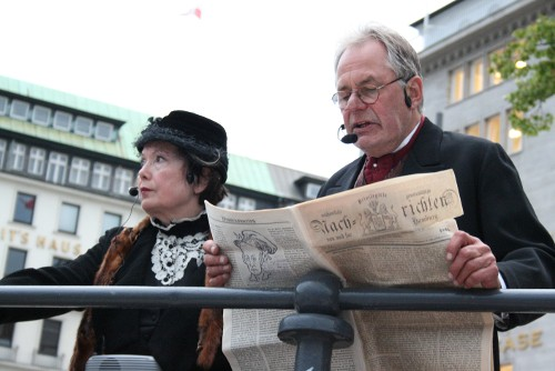 Hep-Hep-Krawalle in der Alsterhalle 1835: eine antijüdische Manifestation