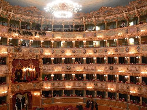 Die Oper La Fenice