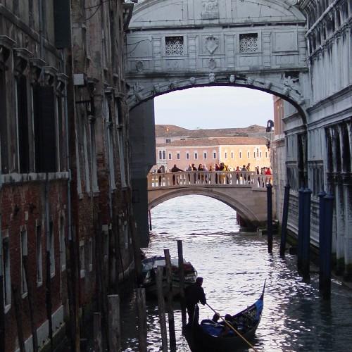 Die Seufzerbrücke