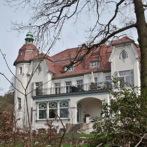 Mannstaedt-Villen