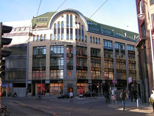 Hackescher Market Square