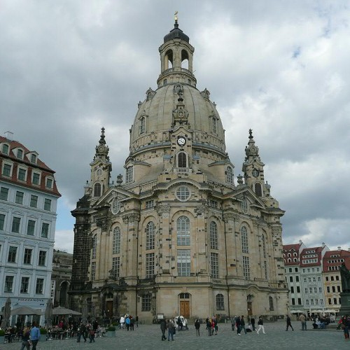 Frauenkirche ( Church of our Lady )