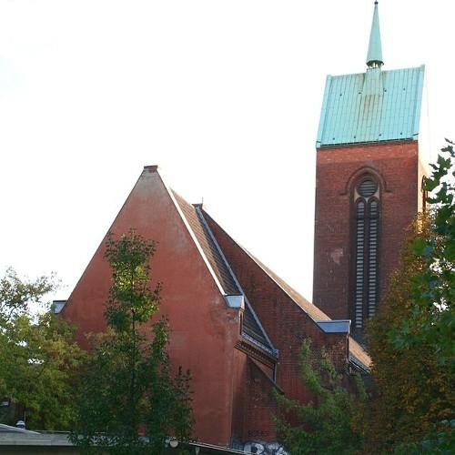 St.Pius-Kirche und Abschluss