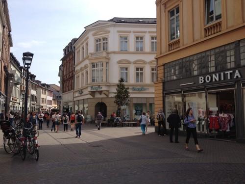 Altstadt - Hauptstrasse