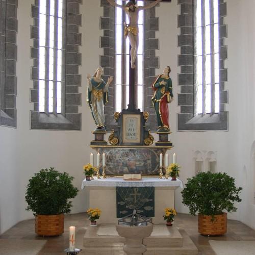 Altarraum