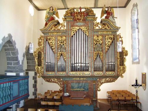 Orgel Info