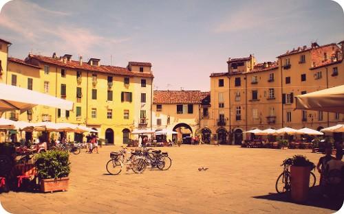 Start/Piazza Anfiteatro
