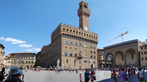 3: Piazza de la Signoria