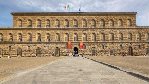 5: Palast Pitti/Palsatgarten (Eintritt: 4-8€!!)