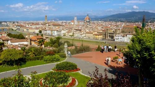 6: Piazza Michelangelo