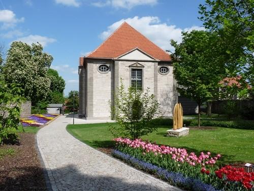 Kirche St Trinitatis