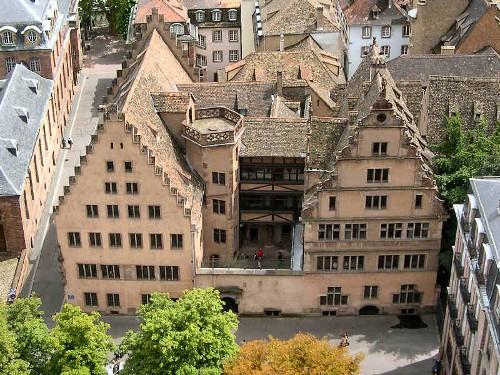 Musée de l 'œuvre Notre Dame