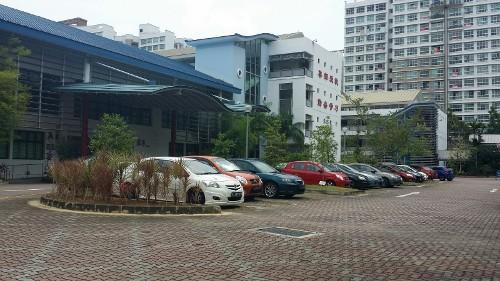 停车场园艺园 Carpark Garden