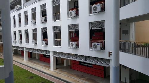 教学楼 Classroom Blocks