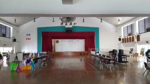 礼堂 Hall