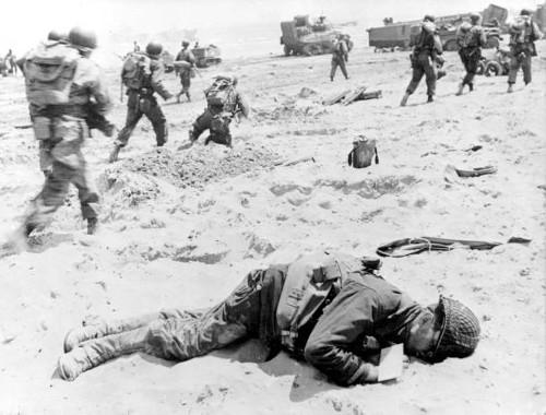 Landung an der Normandie 1944