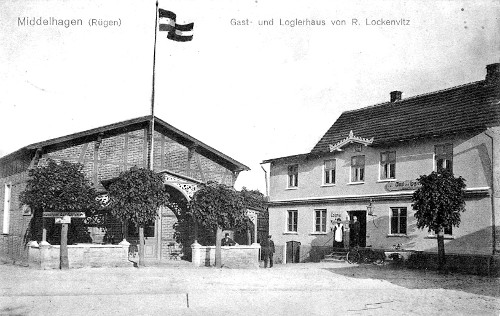"Landgasthof ""Zur Linde"""
