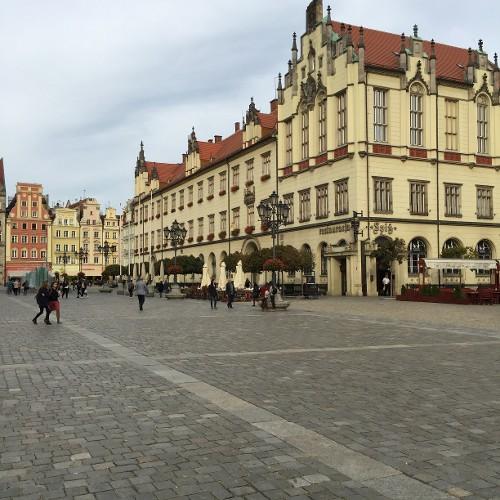 Nowy Ratusz/Sukiennice