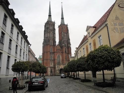 Katedra Sw. Jana Chrzciciela