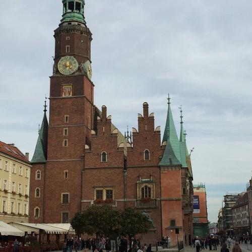 Stary Ratusz Wroclawia