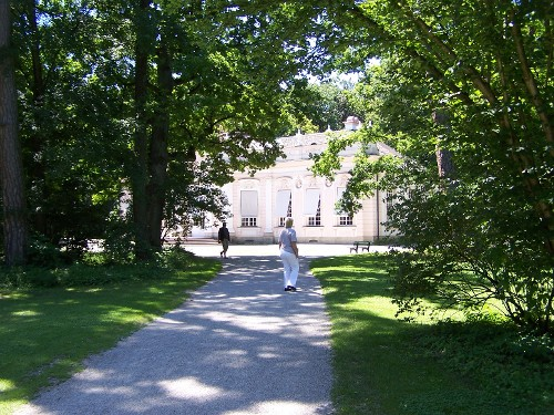 Amalienburg, overview