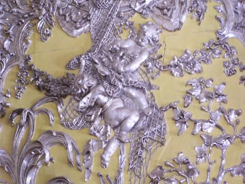 Amalienburg, bedroom
