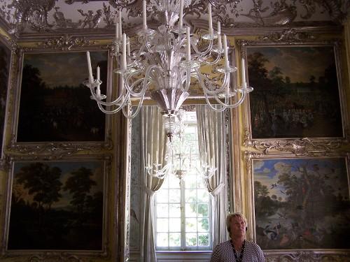 Amalienburg, lower pictures