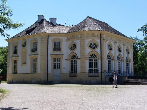 Badenburg, overview