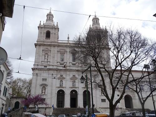 Igreja de Sáo Vicente de Fore