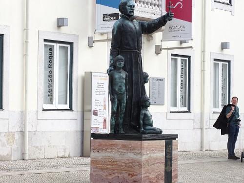 Ingreja und Museu de Sao Roque