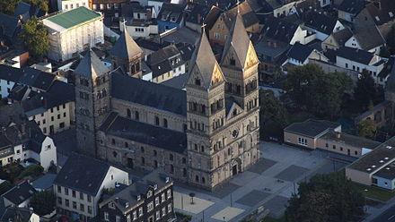 5.Pfarrkirche Maria Himmelfahrt, Mariendom, Liebfrauenkirche