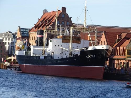Museumsschiff Soldeck