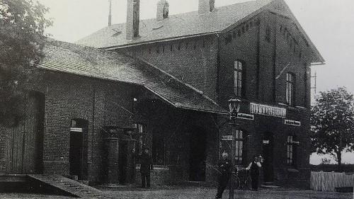 11. Bahnhof Ritterhude