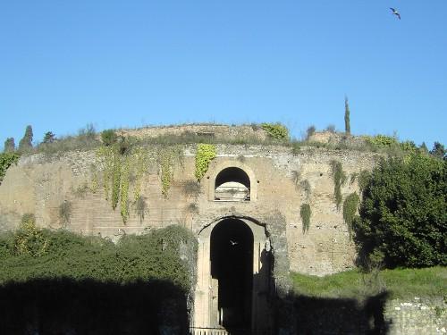 Augustusmausoleum und Ara Pacis Augustae