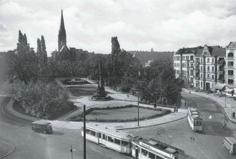 1950er - Aufstieg und Umgestaltung