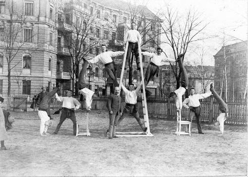 1880er - Von Licht, Gas und guter Luft
