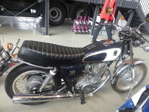 Motorrad Yamaha SR 500