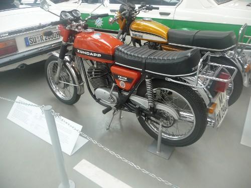 Motorrad Zündapp KS 125 Sport