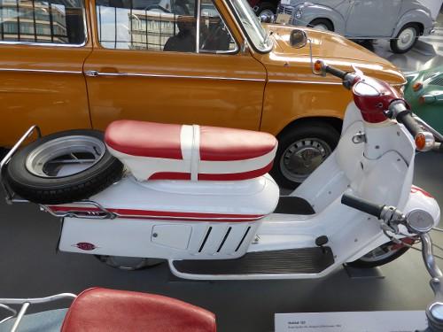 Motorroller Heinkel 150