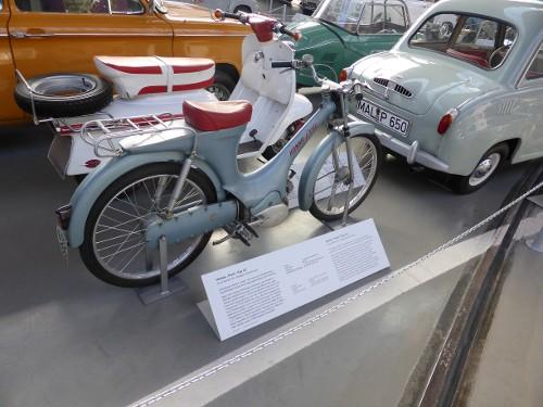 Moped Heinkel Perle