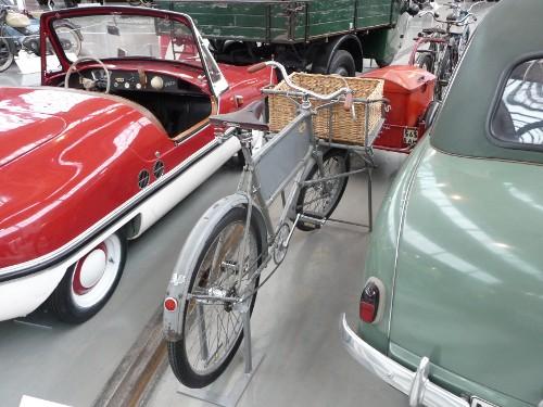 Transportrad Victoria