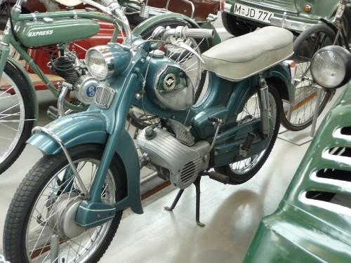 Motorrad Zündapp C50