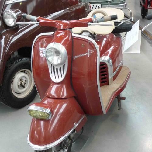Motorroller NSU Prima V