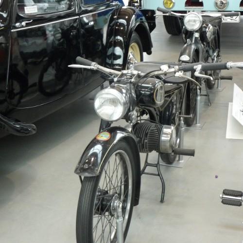 Motorrad Imme R 100