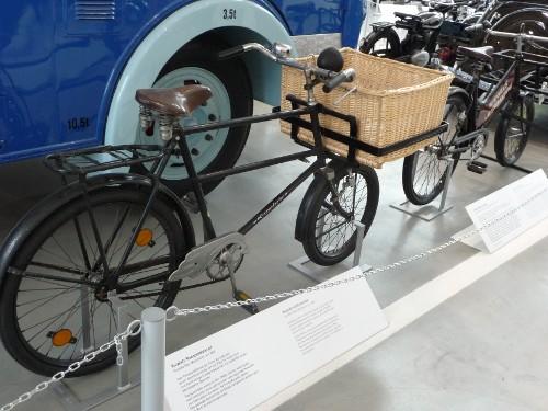Transportfahrrad Kurpfalz