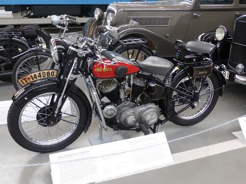 Motorrad Imperia Rheingold