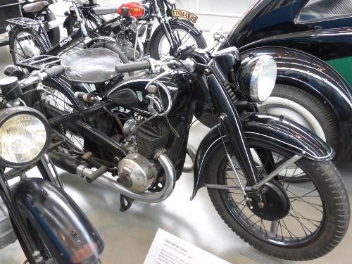 Motorrad DKW SB 500