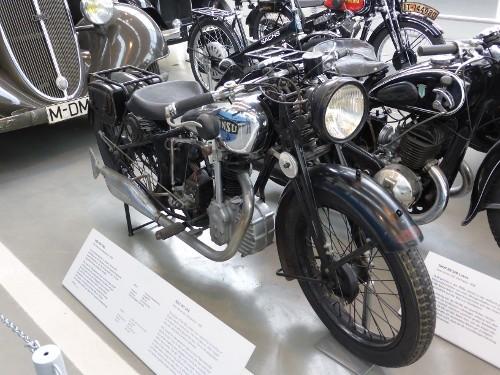 Motorrad NSU 201 OSL